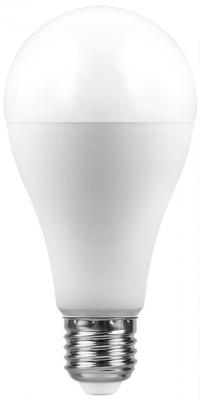 Лампа светодиодная шар FERON LB-98 E27 20W 6400K feron лампа люминесцентная feron линейная матовая g5 6w 6400k 03010