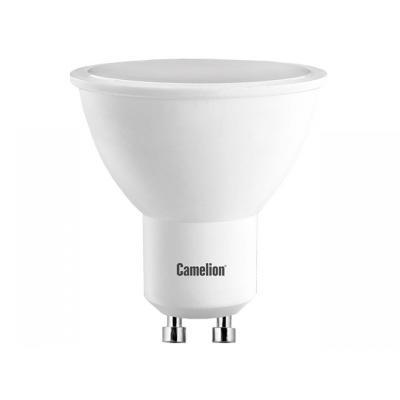Лампа светодиодная CAMELION LED7-GU10/830/GU10 7Вт 220В GU10
