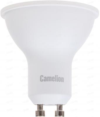 Лампа светодиодная CAMELION LED7-GU10/845/GU10 7Вт 220В GU10 лампа светодиодная camelion led5 gu10 830 gu10 5вт 220в