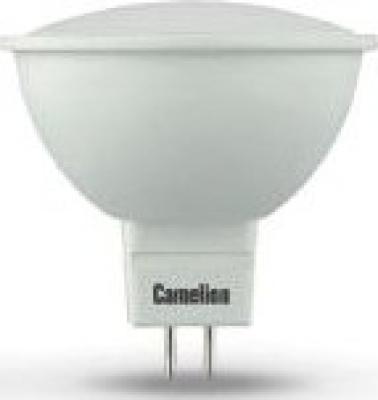 Лампа светодиодная CAMELION LED7-JCDR/830/GU5.3 7Вт 220В GU5.3 лампа светодиодная camelion led3 jcdr 830 gu5 3 3вт 220в gu5 3