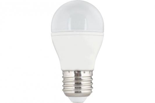 Лампа светодиодная CAMELION LED6.5-G45/830/Е27 6.5Вт 220В Е27 лампа светодиодная camelion led5 g45 830 e27 5вт 220в е27 3000к
