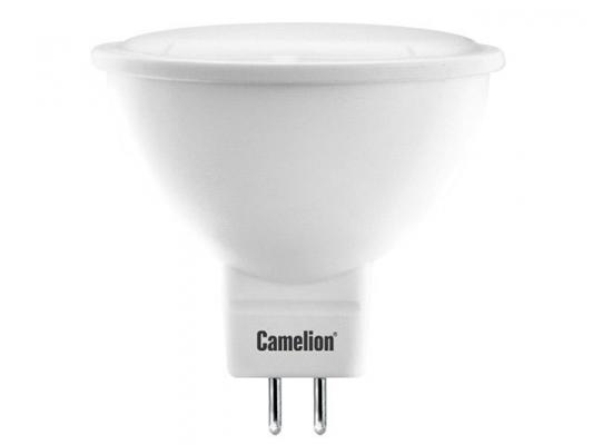 Лампа светодиодная CAMELION LED5-S108/845/GU5.3 5Вт 220В GU5.3 4500К лампа светодиодная camelion led3 g45 830 е14