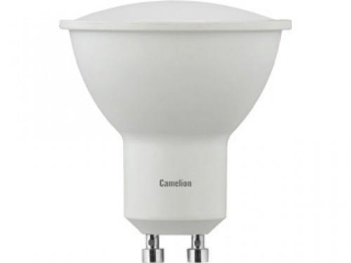 Лампа светодиодная CAMELION LED5-GU10/830/GU10  5Вт 220в