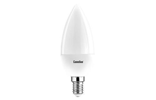 Лампа светодиодная CAMELION LED7-C35/865/E14 Эл.лампа светодиодная 7Вт 220В