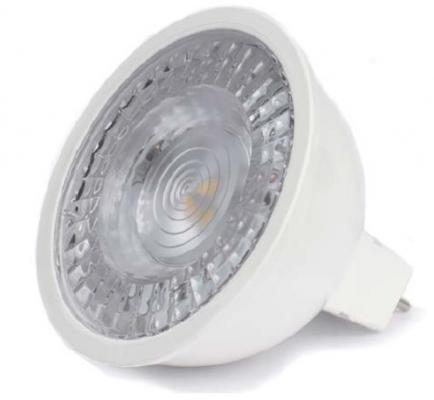 Лампа светодиодная GAUSS 16516 LED Elementary MR16 GU5.3 5.5W 2700К цена