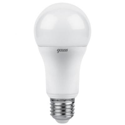 Лампа светодиодная GAUSS LD102502112 LED A60 globe 12W E27 2700K салонная лампа gl8 05 06 07 08 09 led