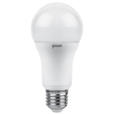 Лампа светодиодная GAUSS LD102502112 LED A60 globe 12W E27 2700K zweihnder 980lm e27 12w smd 5630 18 led 5500 6000k lights energy saving globe bulb