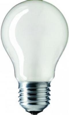 Лампа накаливания PHILIPS A55 75W E27 FR груша матовая 1 шт флуоресцентная лампа philips led t8 1 2