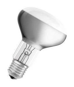 Лампа накаливания OSRAM CONCENTRA R80 75Вт E27 длина 115 мм Диаметр 80 м лампа osram py21w 21w 12v original line