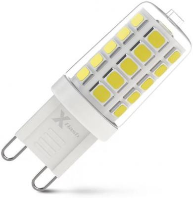 Лампа X-FLASH XF-G9-С32-3.3W-3000K-230V 3.3Вт аксессуар alparaisa с32 011 bronze