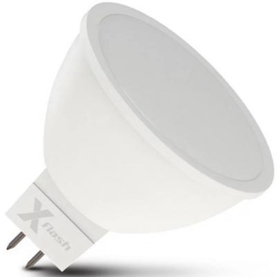 Лампа X-FLASH XF-GU5.3-6W-4000K-12V 6Вт