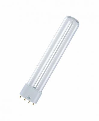 Лампа люминисцентная дугообразная Osram Dulux 2G11 55W 3000K лампа энергосберегающая osram dulux l 36w 830 2g11