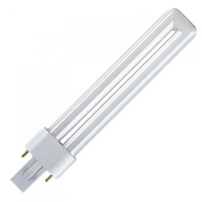 Лампа люминисцентная дугообразная Osram Dulux G23 11W 2700K стоимость