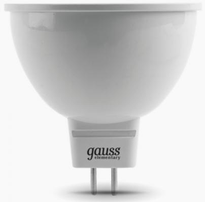 Лампа светодиодная рефлекторная Gauss 13516 GU5.3 5.5W 2700K лампа светодиодная gauss 13516 gu5 3 mr16 5 5вт