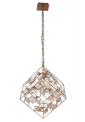 Подвесной светильник Crystal Lux Diego SP4 Gold подвесной светильник crystal lux krus sp4 bell
