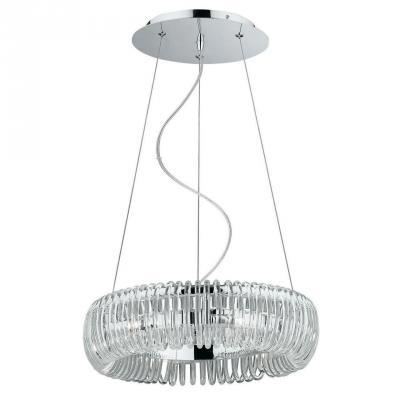 Подвесной светильник Ideal Lux Quasar SP6 ideal lux подвесной светильник ideal lux orion sp6