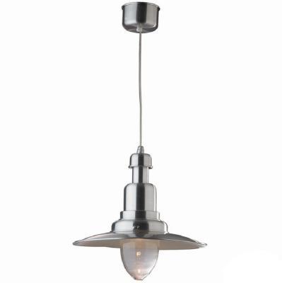 Подвесной светильник Ideal Lux Fiordi SP1 Alluminio