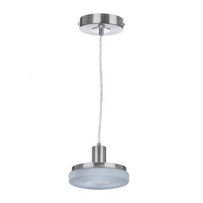 Картинка для Подвесной светодиодный светильник с пультом ДУ IDLamp Frittelle 107/1-LEDWhitechrome