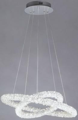 Подвесной светодиодный светильник Bogates Pandora 416/2 Strotskis