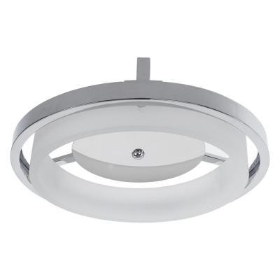 Потолочный светодиодный светильник IDLamp Ringa 291/50PF-LEDChrome