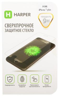 Защитное стекло прозрачная Harper H00001398 для iPhone 7 Plus 0.33 мм