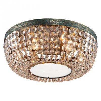 Потолочный светильник Toplight Virginia TL7240X-06AB toplight потолочная люстра toplight virginia tl7240x 06wn