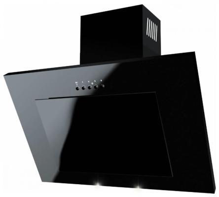 Вытяжка каминная LEX Mini 500 черный вытяжка со стеклом lex mini 500 ivory