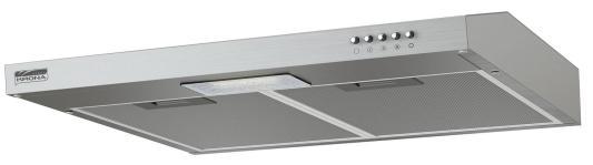 Вытяжка KRONASTEEL JESSICA slim 600 inox push button кухонная цена