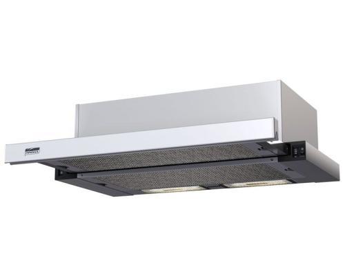 Вытяжка KRONASTEEL KAMILLA 600 WHITE 2мотора кухонная kronasteel kamilla power 3р 600 inox