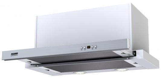 Вытяжка KRONASTEEL KAMILLA power 600 inox 3Р кухонная