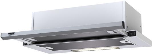 Вытяжка KRONASTEEL KAMILLA slim 600 INOX 2 мотора кухонная kronasteel kamilla power 3р 600 inox