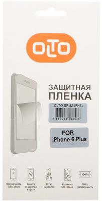 Защитная плёнка глянцевая Harper Olto DP-S для iPhone 6 Plus O00000522 защитная плёнка глянцевая harper sp s iph6p для iphone 6 plus