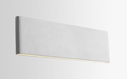 Настенный светильник Lucia Tucci Aero W206 Bianco LED настенный светильник lucia tucci aero w206 nero led