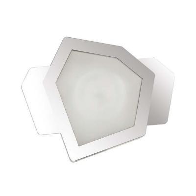 Настенный светодиодный светильник Odeon Light Artico 4057/4WL odeon light настенный светильник odeon light amafo 2724 4wl