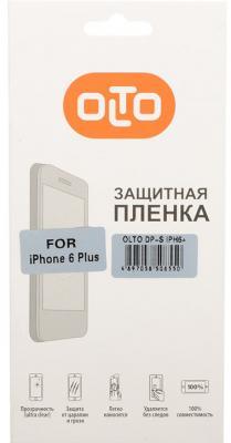 Защитная плёнка матовая Harper Olto DP-M для iPhone 6 Plus O00000521 защитная плёнка глянцевая harper sp s iph6p для iphone 6 plus