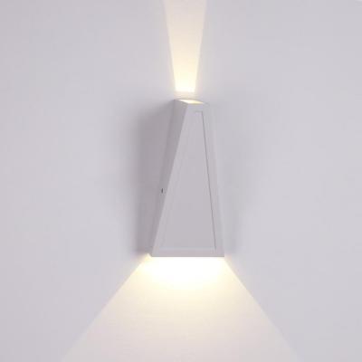 Настенный светодиодный светильник Crystal Lux CLT 225W WH crystal lux торшер crystal lux jewel pt2 wh