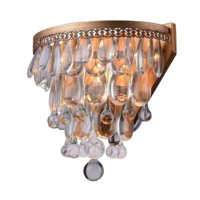 Настенный светильник Arte Lamp Regina A4298AP-1AB настенный светильник arte lamp regina a4298ap 1ab
