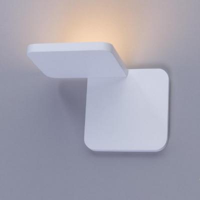 Настенный светодиодный светильник Arte Lamp Virata A1807AP-1WH