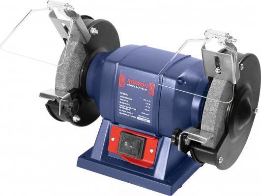 Станок точильный КРАТОН BG 14-01 125 мм цена