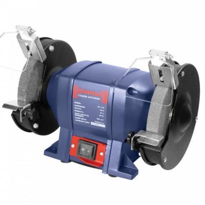 Станок точильный КРАТОН BG 14-03 200 мм шлифовальный станок кратон wms 5 03