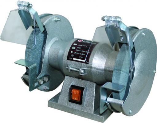 цена на Точило Калибр ТЭ-150/300 150 мм