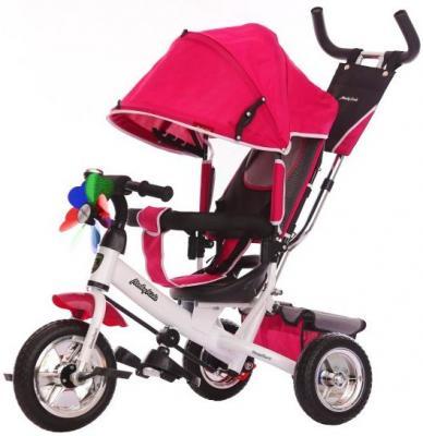 Велосипед Moby Kids Comfort EVA 250/200 мм красный велосипед moby kids start eva 250 200 мм розовый