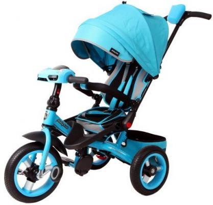Велосипед Moby Kids Leader 360° AIR Car 300/250 мм бирюзовый leader kids постельное белье собачки 7 пред leader kids бязь розовый