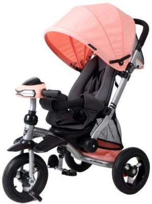 Велосипед Moby Kids Stroller trike 10x10 AIR Car 250 мм розовый 641075