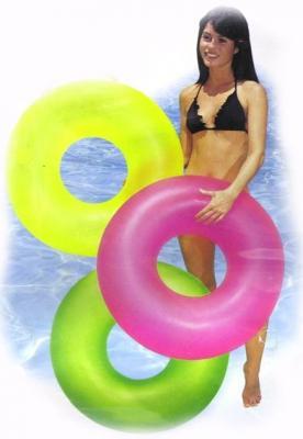 Купить Н.круг перламутр 91см от 9лет, Intex, ассорти, пластик, Детские круги для плавания