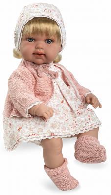 Кукла 1toy ELEGANCE 33 см со звуком Т11084 кукла 1toy красотка маленькая белоснежка звук 40 см со звуком