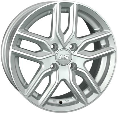 Диск LS Wheels 735 6xR14 4x98 мм ET35 SF диск mefro ваз оригинал ваз 2170 приора 5 5xr14 4x98 мм et35 черный