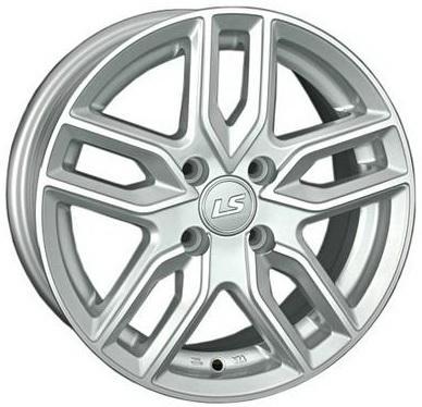 6,5x15/4x100 ET40 D73,1 735 SF диск ls wheels 216 6 5x15 5x139 7 et40 sf