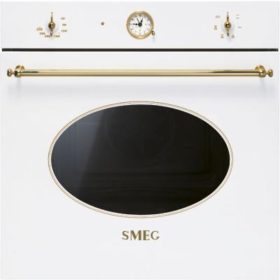 Электрический шкаф Smeg SF800B белый smeg scp115a