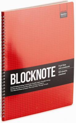 Блокнот ULTIMATE BASICS, ACTIVE BOOK, спираль, кл., ф.А6, ассорти sova